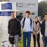 Inter class avec les mineurs migrants isolés